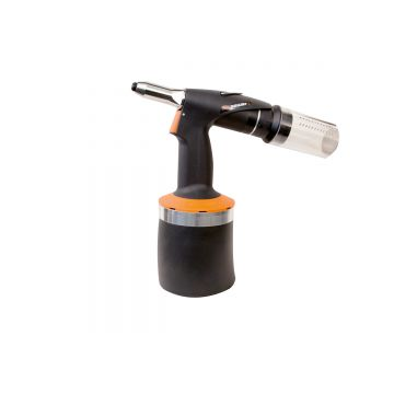 Pneumatic-hydraulic blind rivet setting tool