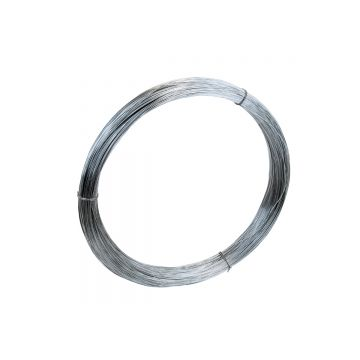 Wire zinc plated 0,8 mm