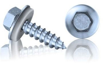 Facade screw AISI 304 W19ss 7,2x38mm